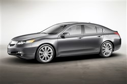 The 2014 Acura TL latest incarnation was never a big hit on the outside but its handling and performance make up for it.