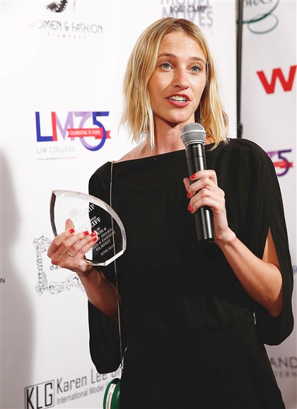 Sara Ziff Sara Ziff created the Model Alliance to improve working conditions of models. In June, she was honored at the annual Women & Fashion FilmFest red carpet opening in New York City.