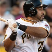 Pedro Alvarez was diagnosed this week with a stress-reaction injury to a bone on the top of his left foot after dealing with the injury since Aug. 26.
