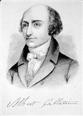 Albert Gallatin was the nation's longest-serving secretary of the treasury.