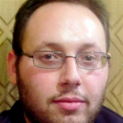 9s400kmu-5 An Internet video distributed today purports to show the beheading of U.S. journalist Steven Sotloff, pictured above in an undated photo, by the Islamic State militant group. Mr. Sotloff was last seen in Syria in August 2013.
