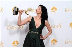 "Sarah Silverman, who won an Emmy Aug. 25 as writer of the variety special ""We Are Miracles,"" is part of the Oddball Comedy tour stop at First Niagara Pavilion on Aug. 30."