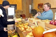 Family-owned Greenawalt Farms is one of many places that offers a variety of food items for your next picnic.