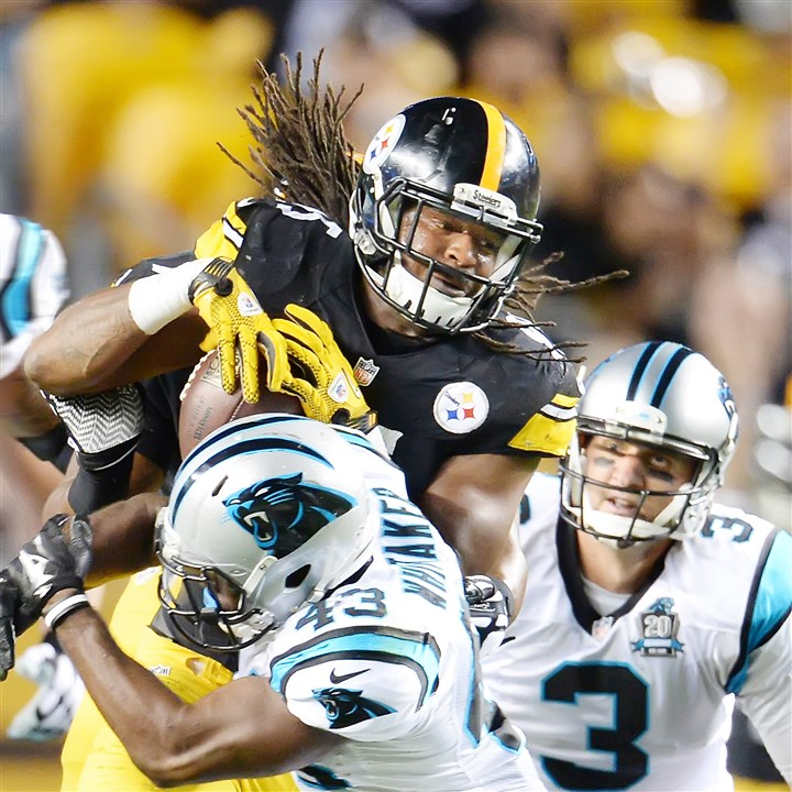 20140828pdSteelersSports05-1 Jarvis Jones is among several players the Steelers are counting on for a break-out season.