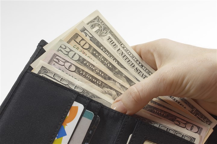 wallet Rutgers University researchers found more than a third of workers report their finances have been permanently injured by the recession, with 16 percent of Americans, or 38 million people, reporting they were financially devastated and expect that damage to be permanent.