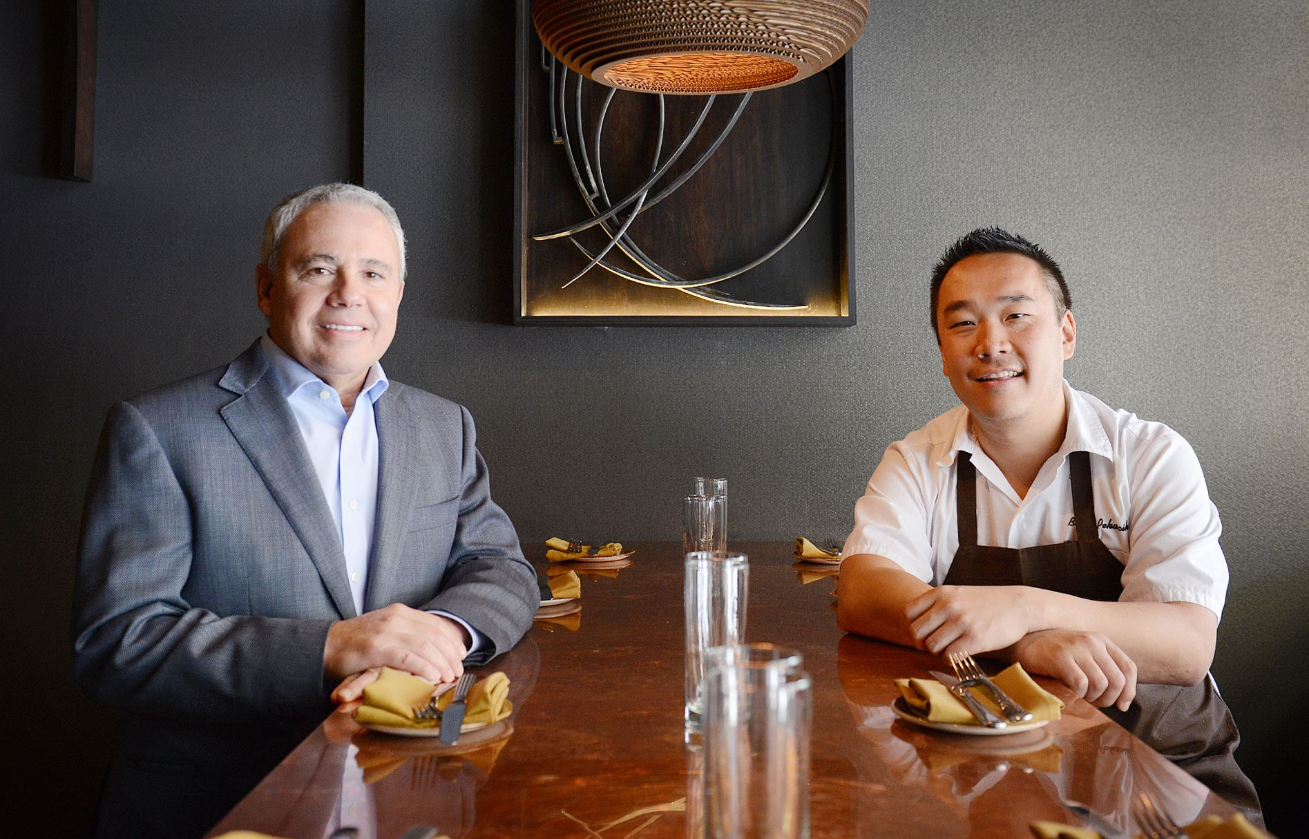 20140903jrsternmag Spoon co-owners Rick Stern and Brian Pekarcik have helped shape the Pittsburgh dining landscape.
