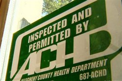 According to Health Department statistics, 20 percent of the 9,000 food facilities it inspects have had at least one high-risk code violation that could cause a food-borne illness.