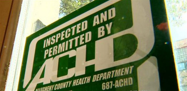 healthdept..PNG The Allegheny County Board of Health Wednesday gave the final nod to a plan to start posting grades on restaurant doors.