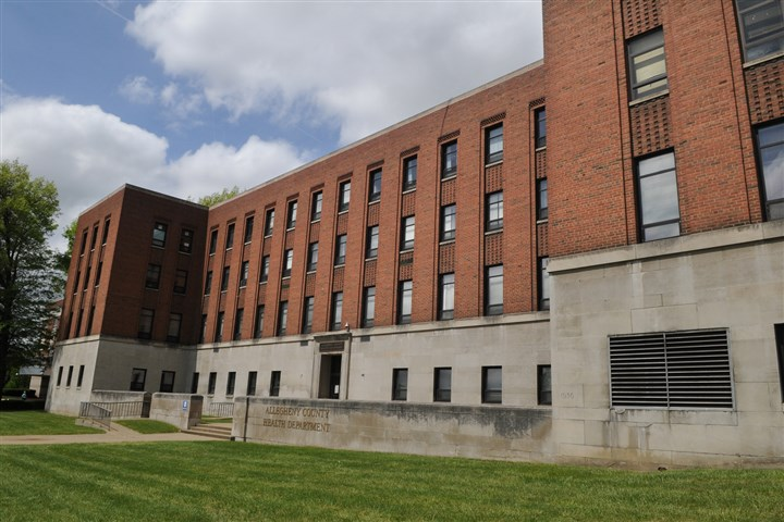 Former Allegheny County Health Department building  MWK Forbes LLC has ditched plans for 50,000 square feet of office space as part of a major Forbes Avenue redevelopment of the former Allegheny County Health Department building in Oakland, and will add another 59 apartments instead, bringing the total number of units to 389.