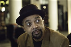 "James McBride won the National Book Award last year for ""The Good Lord Bird."""