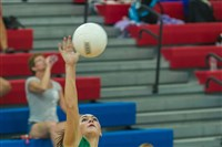 Lauren Crites is a senior middle hitter and three-year starter for the South Fayette High School girls volleyball team.