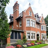 James Spencer's home on Pembroke Place will be featured on the Shadyside House Tour Sept. 21.