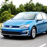 The Golf lineup is redesigned for 2015, on a new platform that allowed Volkswagen to offer the electric-powered e-Golf.