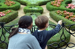 Family Fun Days at Phipps Conservatory and Botanical Gardens.