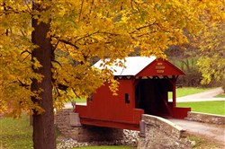 The Covered Bridge Festival will take place in Washington and Greene counties Sept. 20-21.