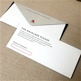 This photo provided by A Woman's Nation shows an envelope that Marriott will be placing in 160,000 hotel rooms beginning this week to encourage guests to leave a tip for the person who cleans the room.