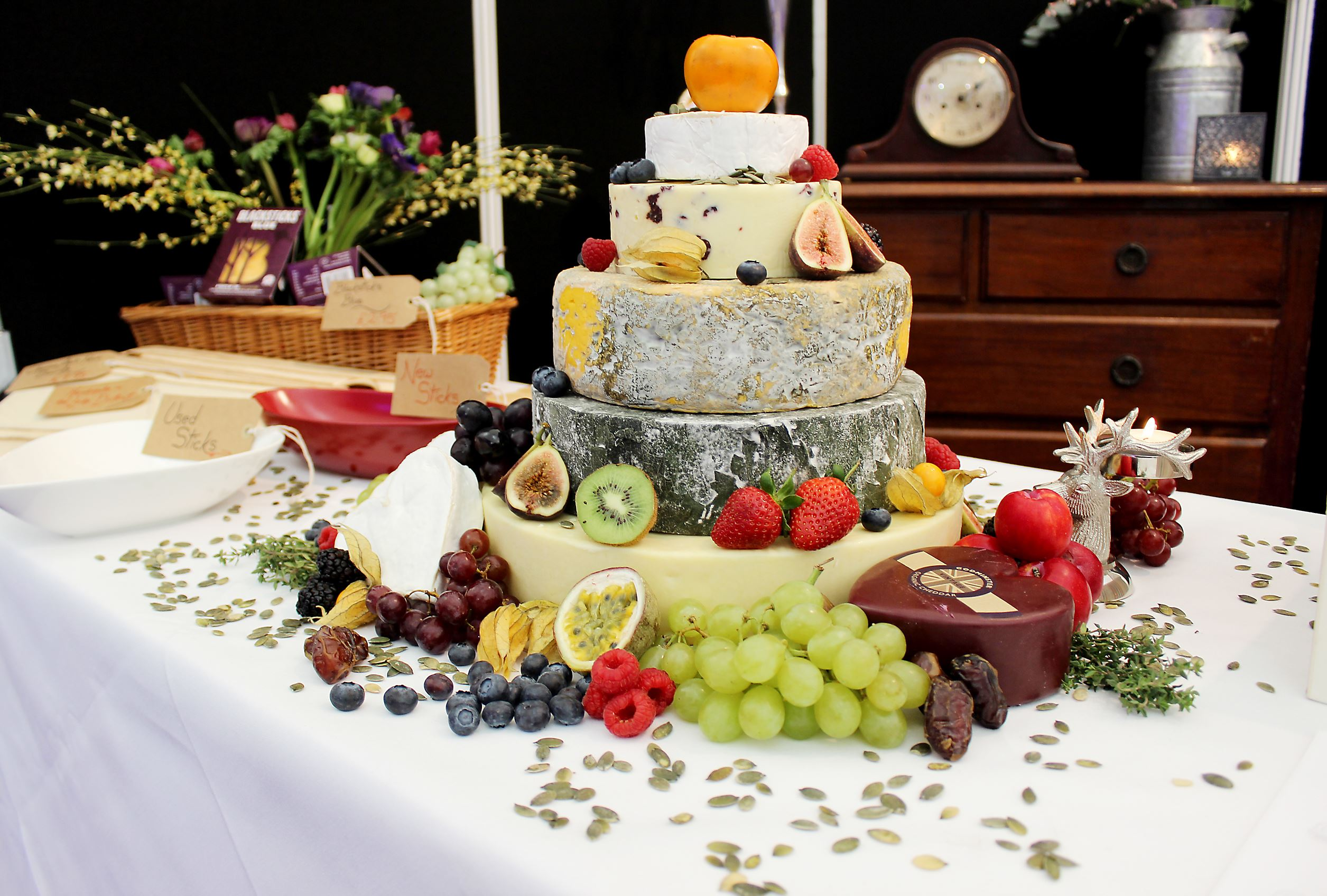 wedding cakes cumbria wedding cheesecakes made with real cheese are becoming 24129