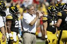 Iowa coach Kirk Ferentz is quite familiar with Paul Chryst and his approach.