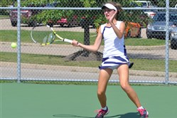 Norwin's Maria Santilli has been a WPIAL tennis player to know since her freshman year, but could take another step forward this season.