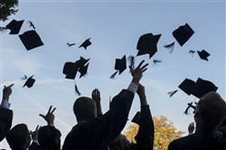 Statistics showed nearly 2 million students, or 68 percent of the class of 2014, went right from high school to college.