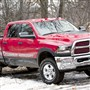 The 2014 Ram Power Wagon definitely goes wherever you think of taking it. And gets you noticed along the way.