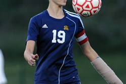 South Allegheny's Nina Tyszkiewicz led the Gladiators in scoring last season with 24 goals.