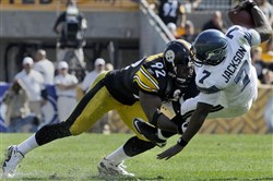 James Harrison, shown here sacking former Seattle quarterback Tarvaris Jackson in a 2011 game at Heinz Field, is a prototypical 3-4 outside linebacker that the Steelers acquired as an undrafted free agent.