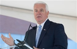 Gov. Tom Corbett and other top state officials this morning are discussing steps Pennsylvania is taking to prepare for any cases of the Ebola virus.