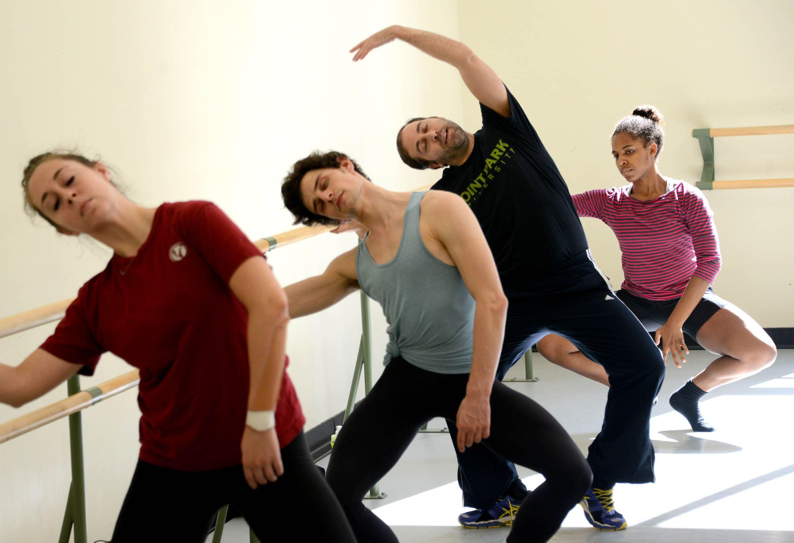 how to teach dance technique