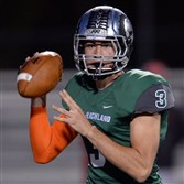Pine-Richland quarterback Ben DiNucci leads the WPIAL in passing with 1,915 yards, completing 75.7 percent.