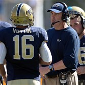 Former Pitt coach Paul Chryst is gone, and the search is on to find his replacement.