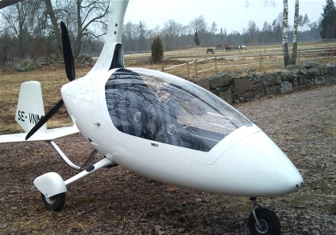 Missing pilot in gyrocopter crash found dead in Westmoreland