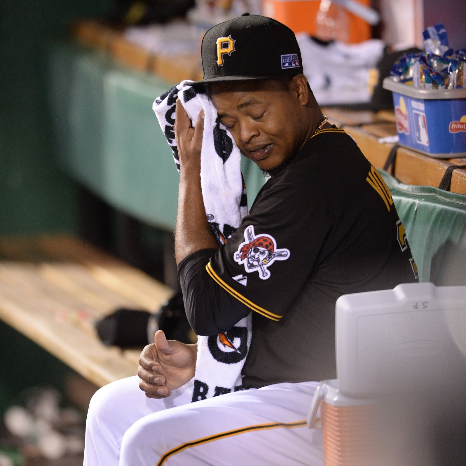Photo Gallery: Pirates Host San Francisco Giants In