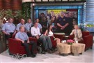 "Firefighter Matthew Onyshko, a Brighton Heights resident and North Catholic High School graduate, appeared on ""The Ellen DeGeneres Show"" in October with his wife, Jessica."