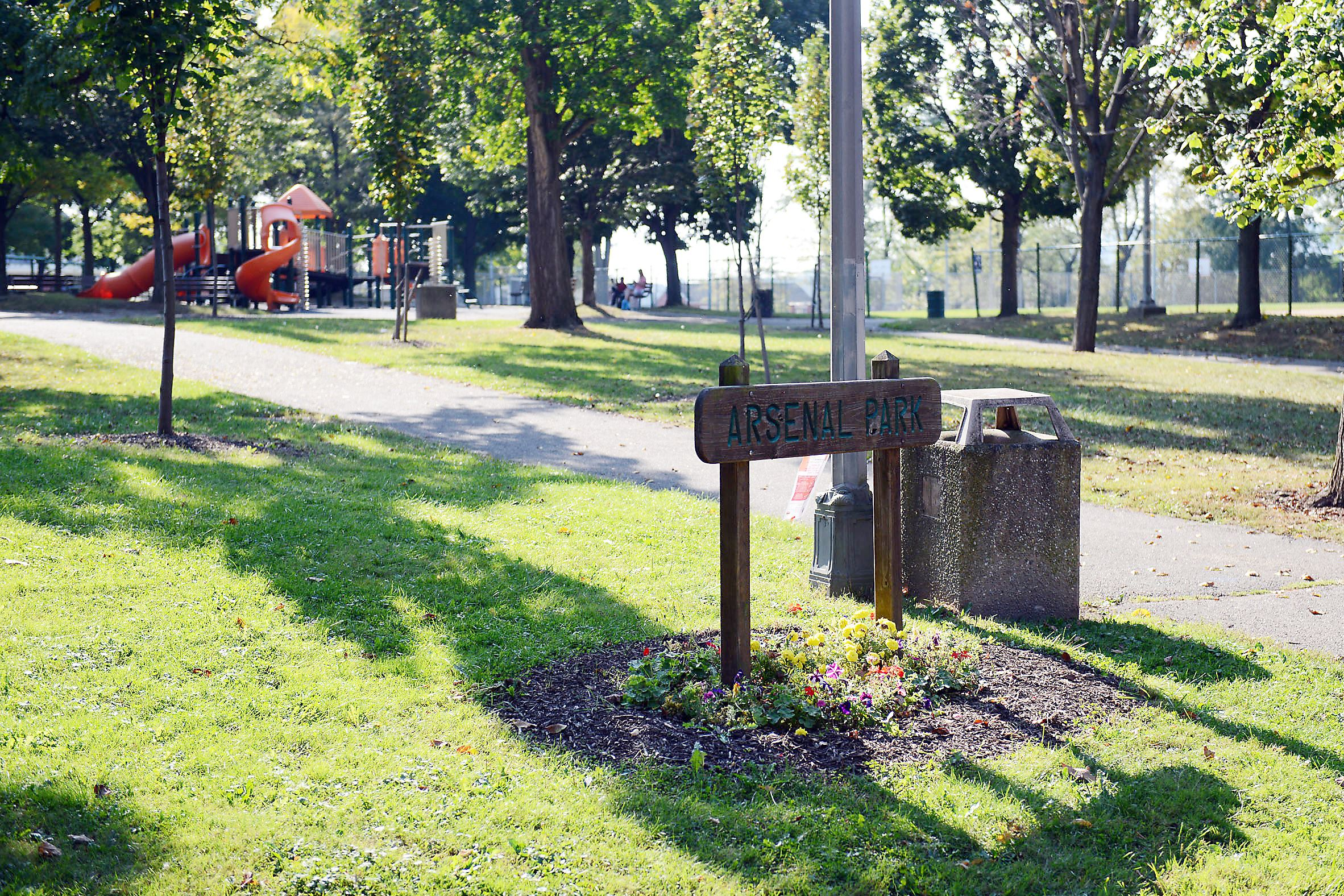 Master Plan For Lawrenceville S Arsenal Park Respects