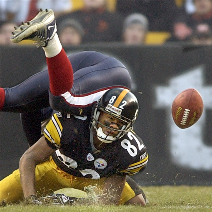 badcutbig1005-3 Former Steelers receiver Antwaan Randle El had harsh words for his sport, but will it really matter?