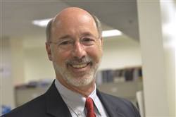 """I was not surprised when he called me a few years ago and said he was interested in running for governor,"" said a college friend of Tom Wolf. ""I was surprised that it took so long."""