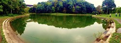 Schenley Park's Panther Hollow Lake