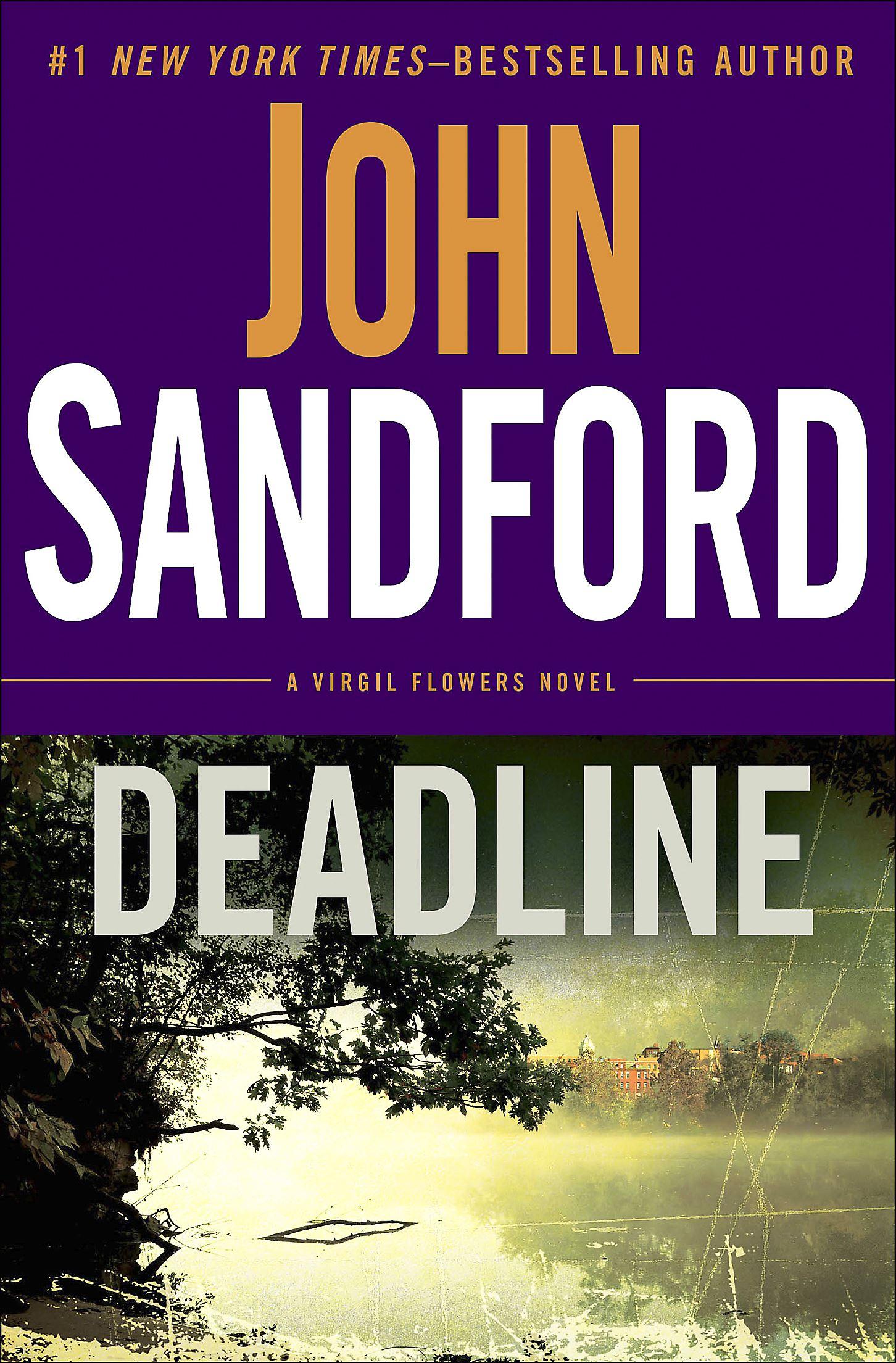 Deadline A seedy reporter is murdered in John Sandford's latest Vi