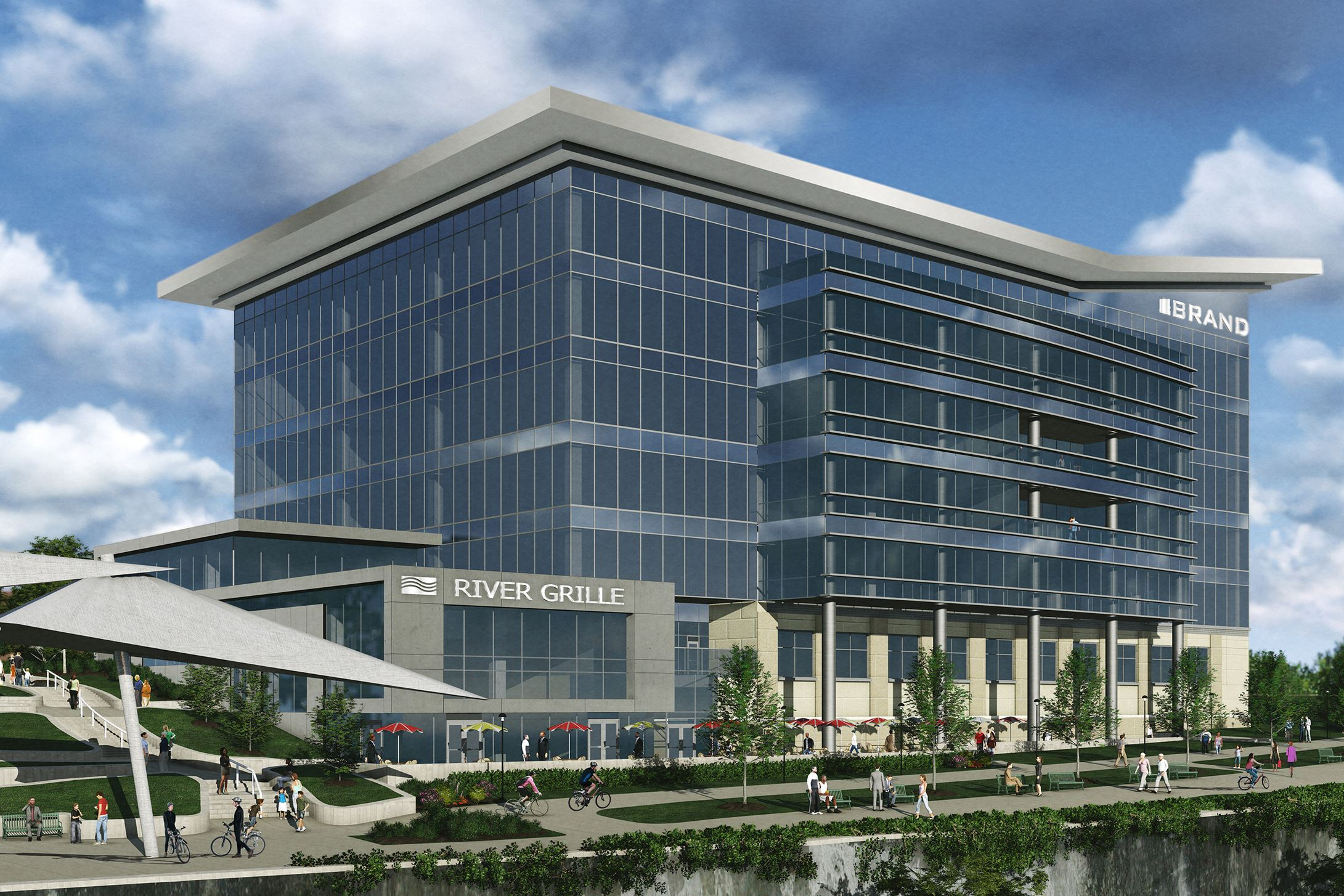 Office building developers busy in pittsburgh pittsburgh for Office building blueprints