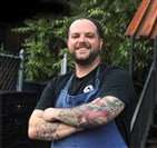 Dustin Gardner, new executive chef at Soba.