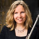 Flutist Lorna McGhee soloed with the Pittsburgh Symphony Orchestra Friday night at Heinz Hall.