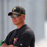 Jeff Banister was a finalist for the Pirates' managerial job, along with Hurdle, in 2010, and he served as Hurdle's bench coach for four seasons.