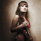 Nicola Benedetti: Offered a lustrous, full-bodied sound in the Szymanowski piece.
