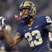 """I'm going to come back even stronger than I was previously,"" said Tyler Boyd, who will miss Pitt's season opener due to suspension."