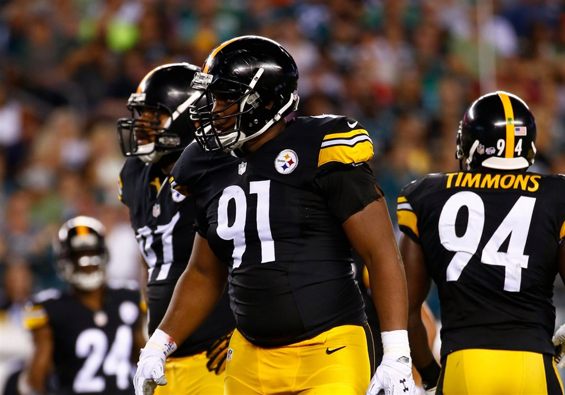 Steelers Tuitt to first start vs Texans