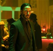 Keanu Reeves stars as 'John Wick.'=