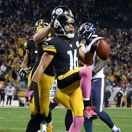 On the Steelers: Red-zone production could use a little help