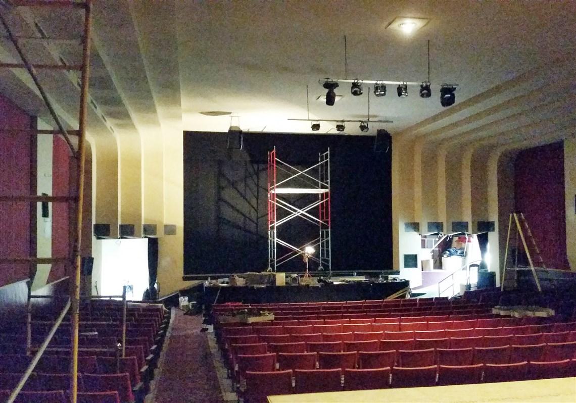 Bethel me movie theatre