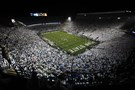 For visiting players and coaches, Beaver Stadium and its blue and white clad fans makes a lasting impression, according to Kent State coach Paul Haynes.
